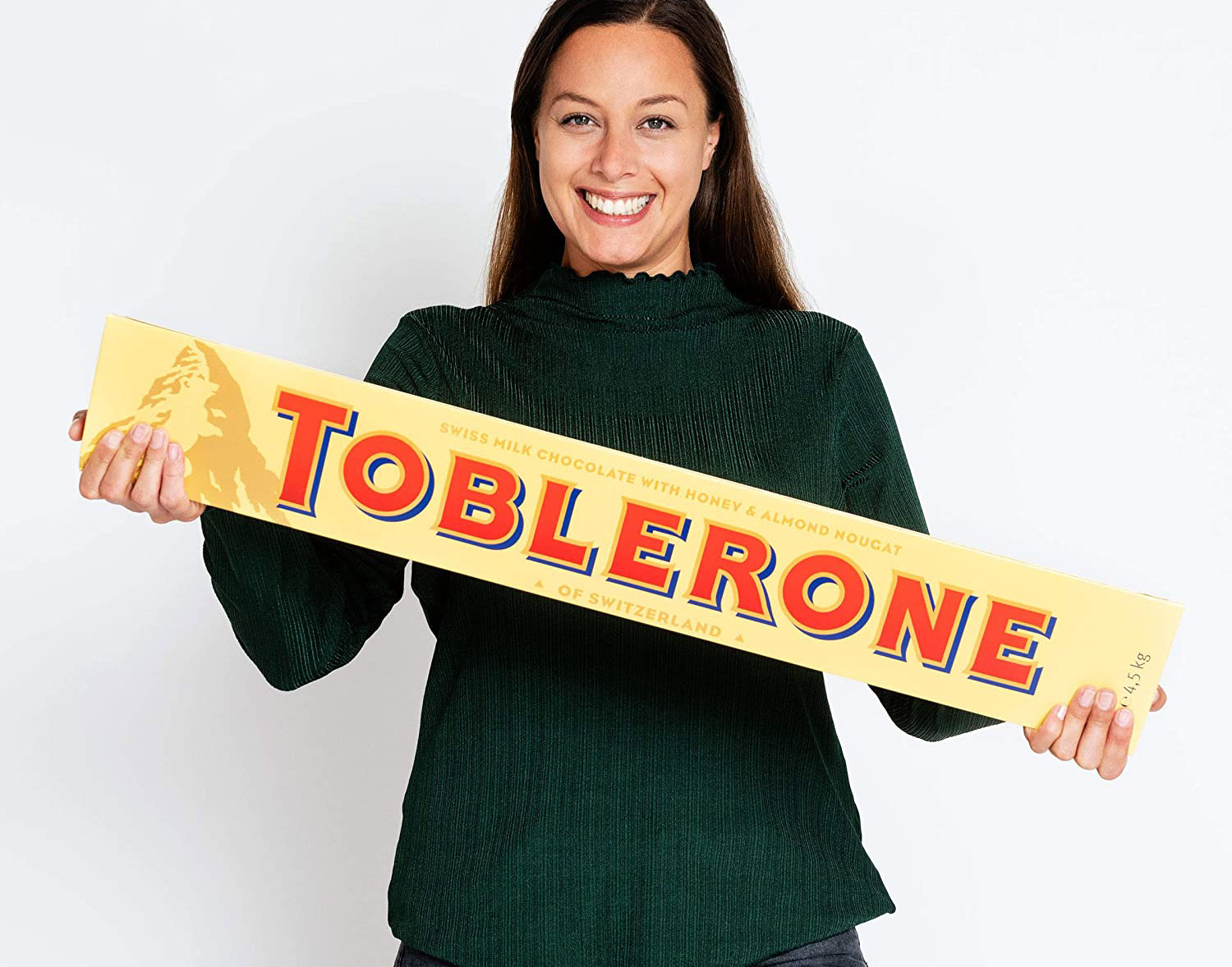 Save BIG on everyone's favourite giant Toblerone for a pre-Christmas treat