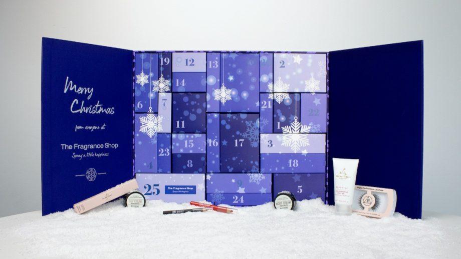 The Fragrance Shop advent calendar