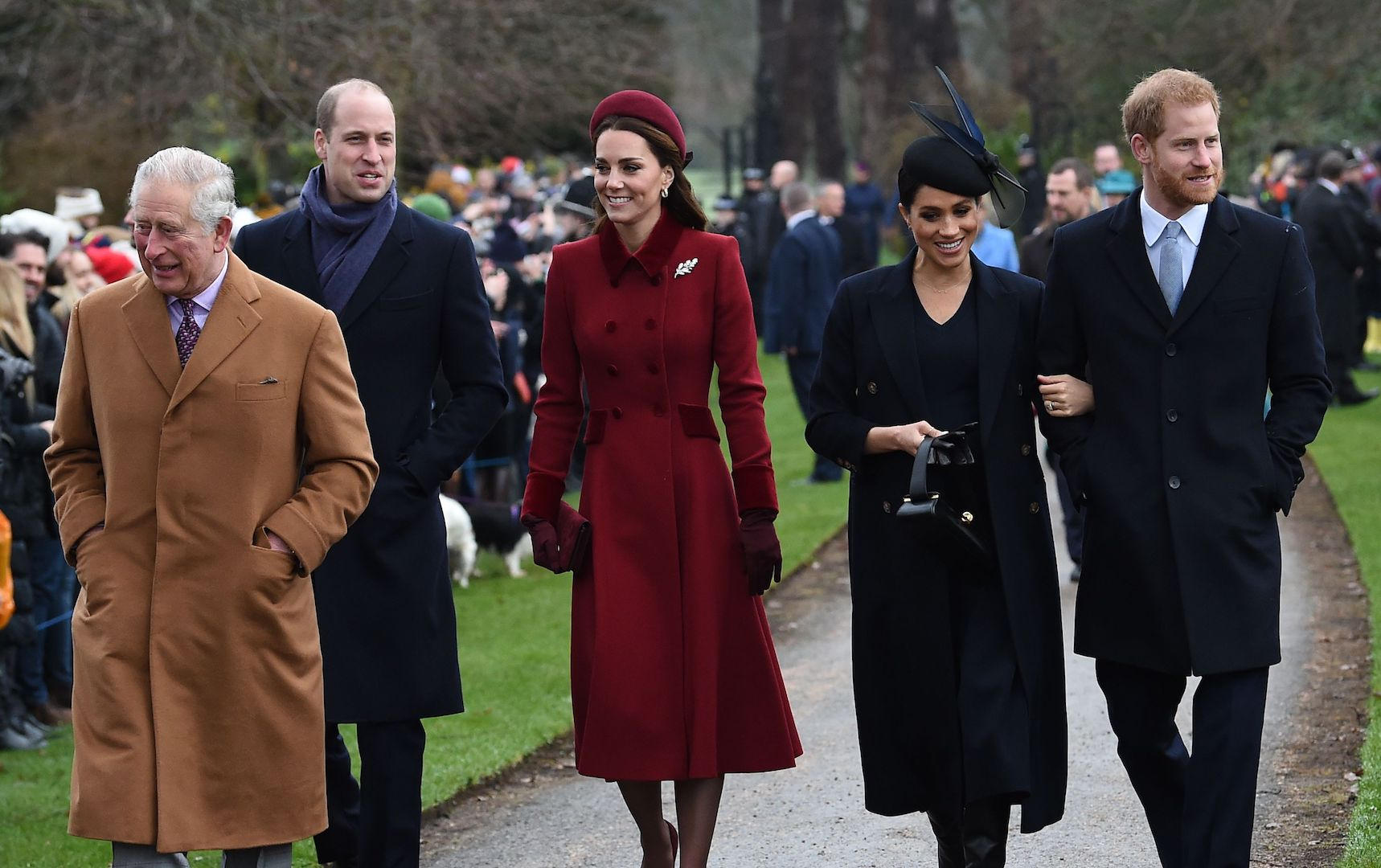 What do the Royals eat on Christmas Day? Their menu revealed