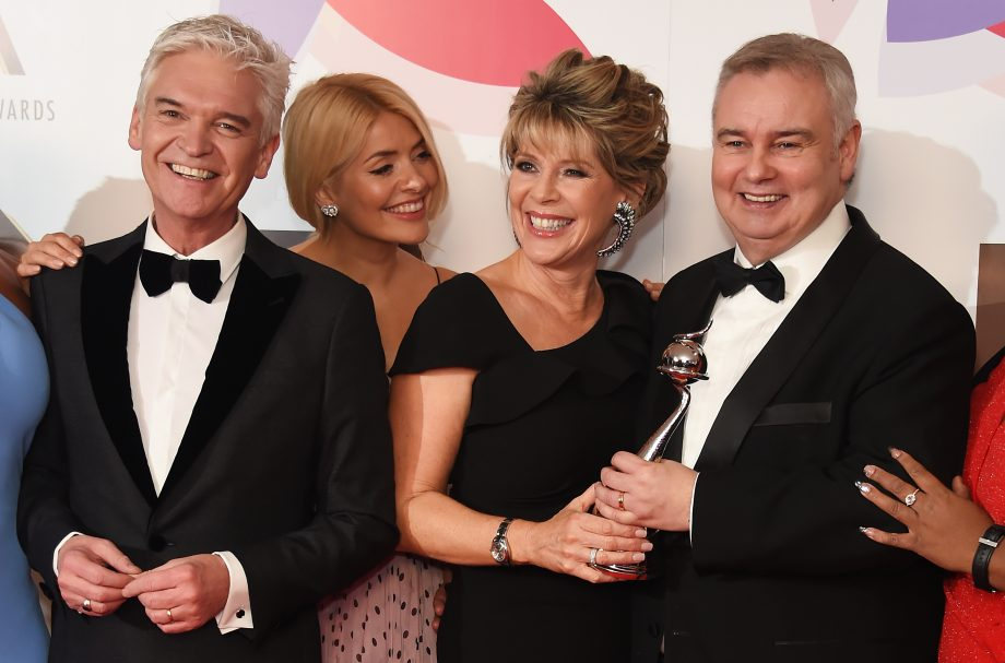 This Morning Ruth Langsford Eamonn Holmes
