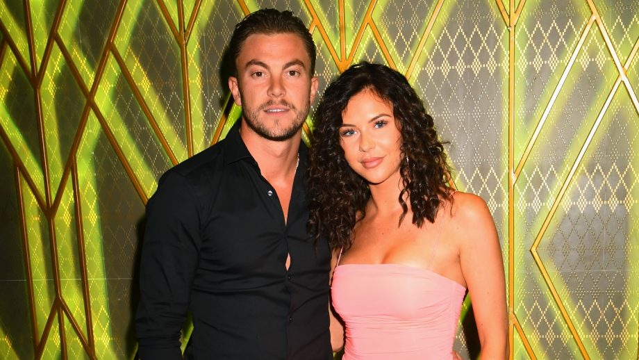 Shelby Tribble and Sam Mucklow