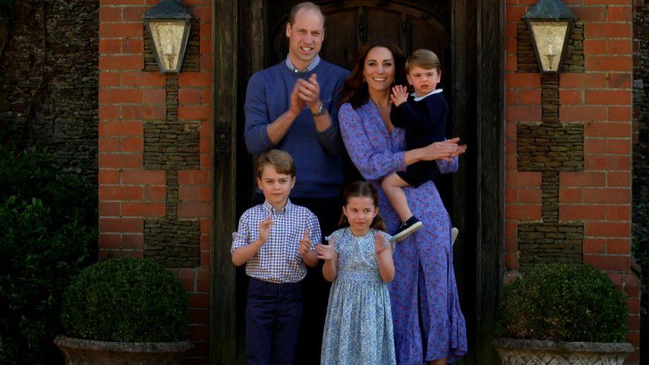 Duke and Duchess of Cambridge, Prince Louis
