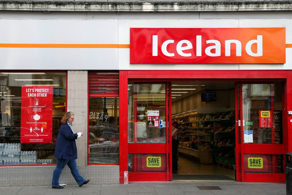 Iceland, Christmas Delivery