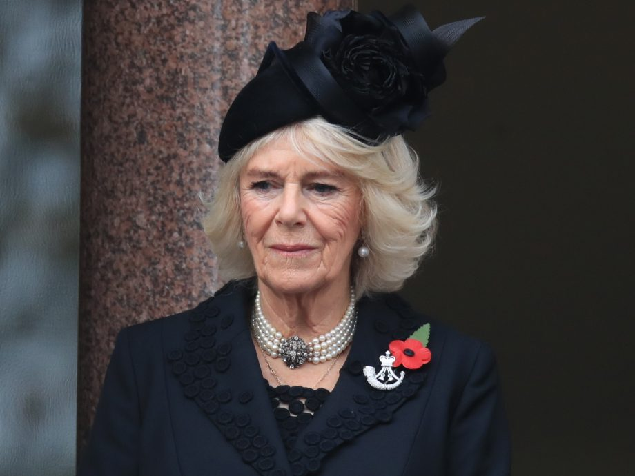was camilla at princess diana s wedding to prince charles wedding to prince charles