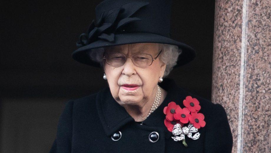 Queen Elizabeth II, Remembrance Day