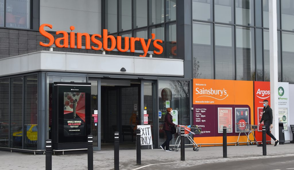 Sainsbury's, Christmas Delivery
