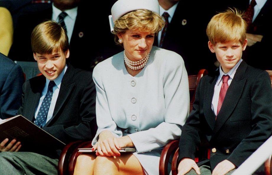Princess Diana interview Prince William