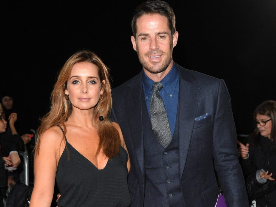 Louise Redknapp and Jamie Redknapp attend the Pride Of Britain Awards at The Grosvenor House Hotel on October 31, 2016