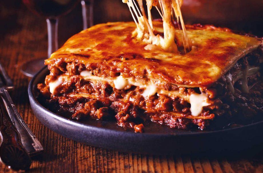 Aldi Lasagne al Forno