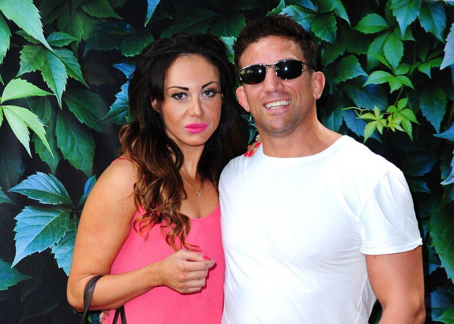 Alex Reid fiancee pregnant Nikki