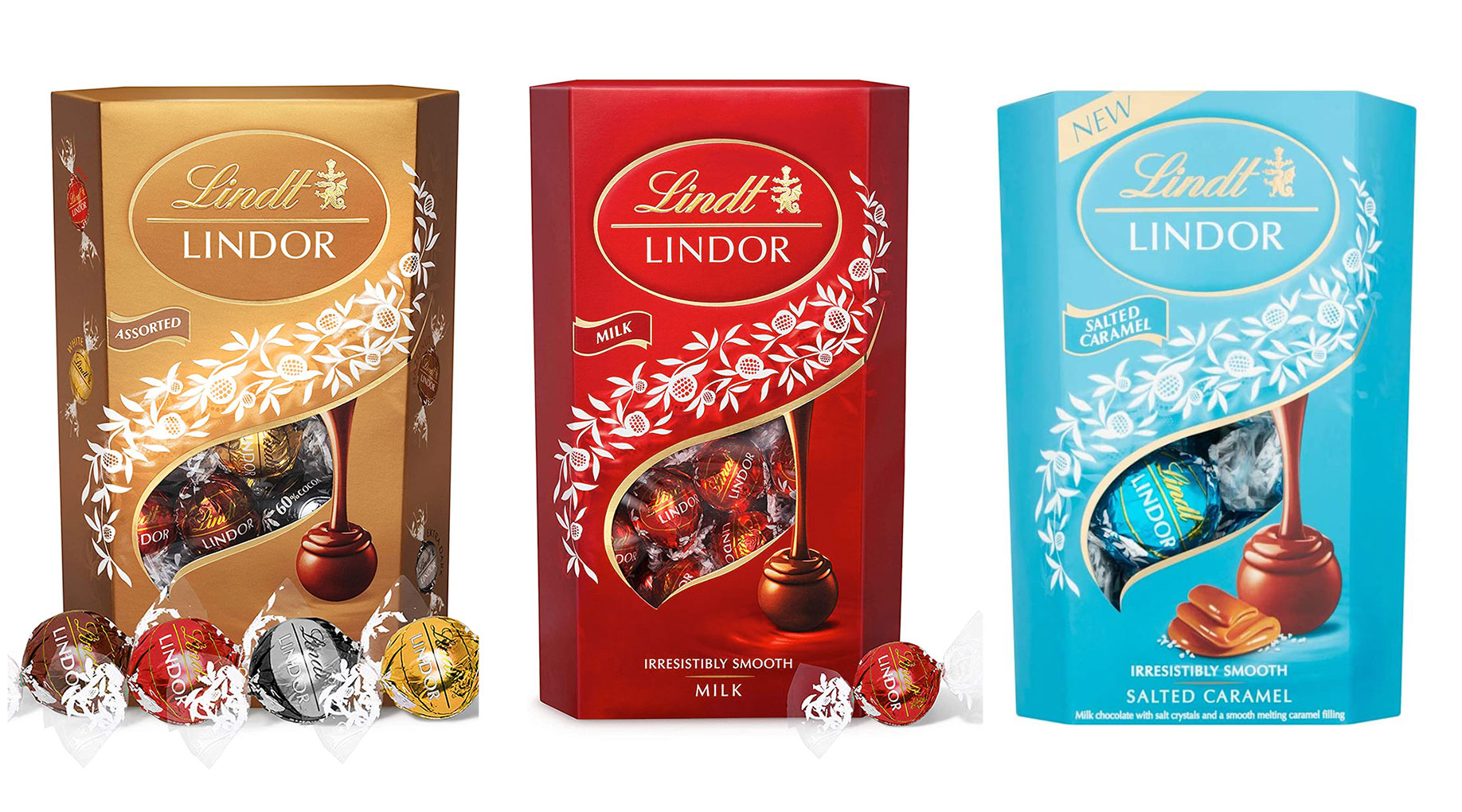 There are even BIGGER savings to be had on everyone's favourite Lindt chocolates