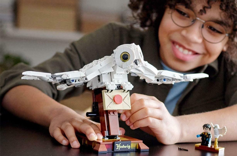 Black Friday Harry Potter Lego deals: Save big on this Hedwig set