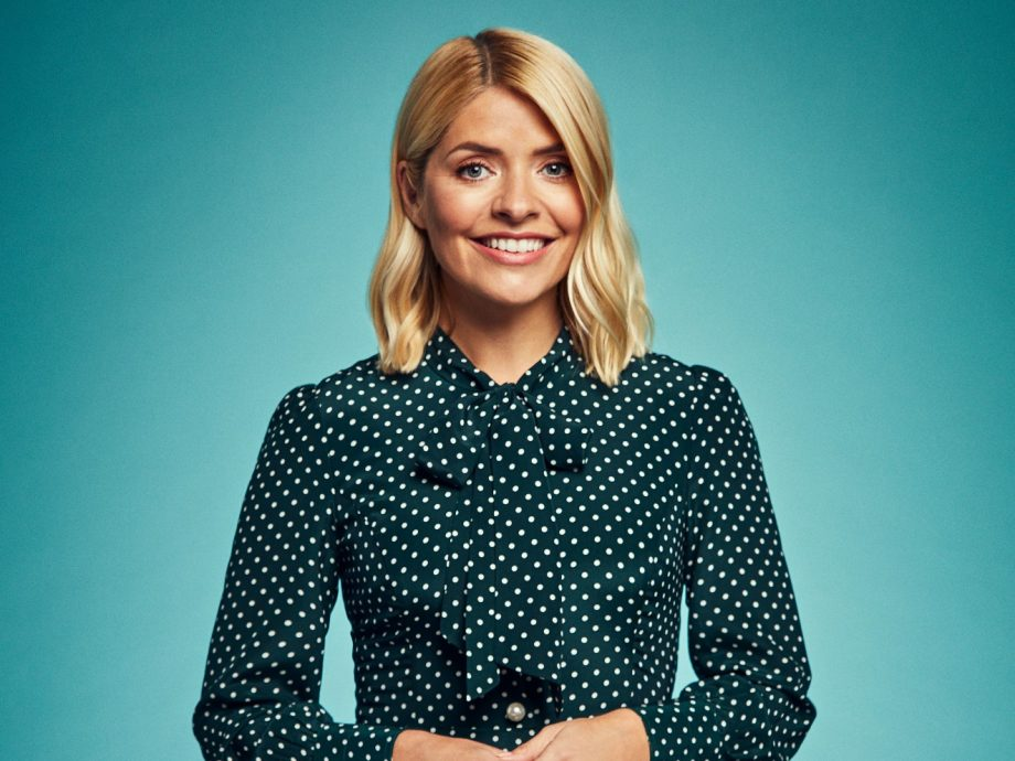 Holly Willoughby presents This Morning
