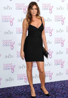 All The Dresses - Lisa Snowdon at the Breast Cancer Care 2009 Fashion Show - 143