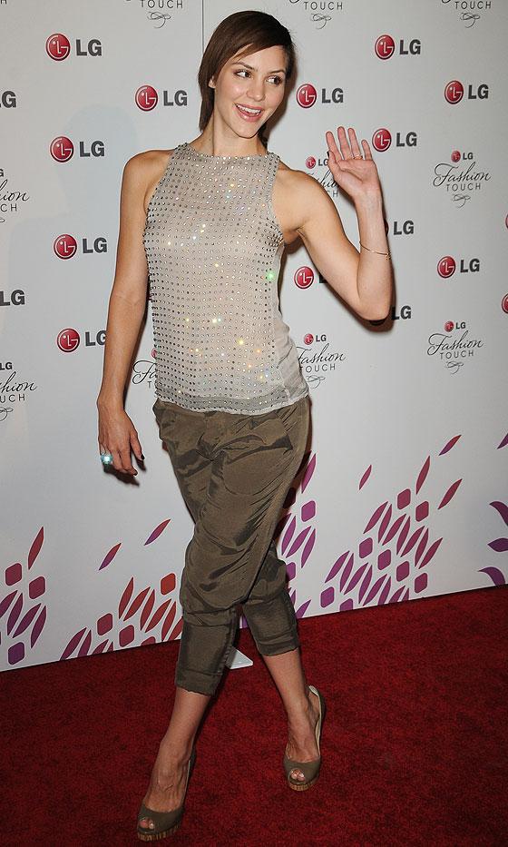 Victoria Beckham And Eva Longoria Parker's LG Fashion ...