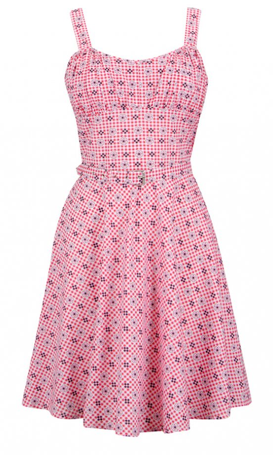 Pearl Lowe For Peacocks Belted Dress, £25