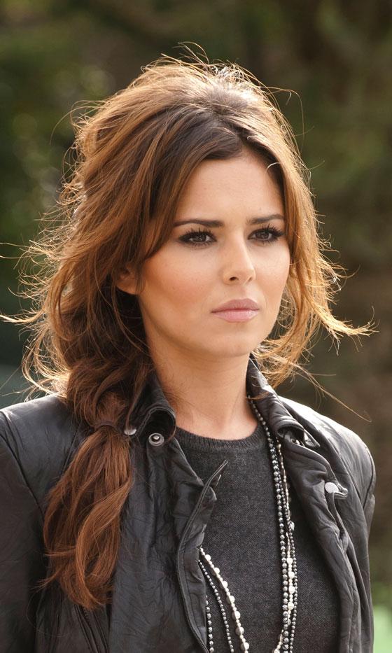 Cheryl Coles Hot X Factor Hairstyles 2010 Look