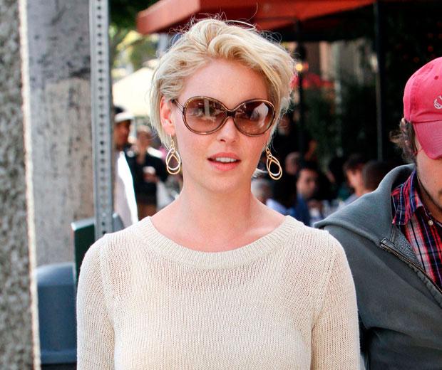 Celebrity Hair Latest Katherine Heigl S Got A Hot New
