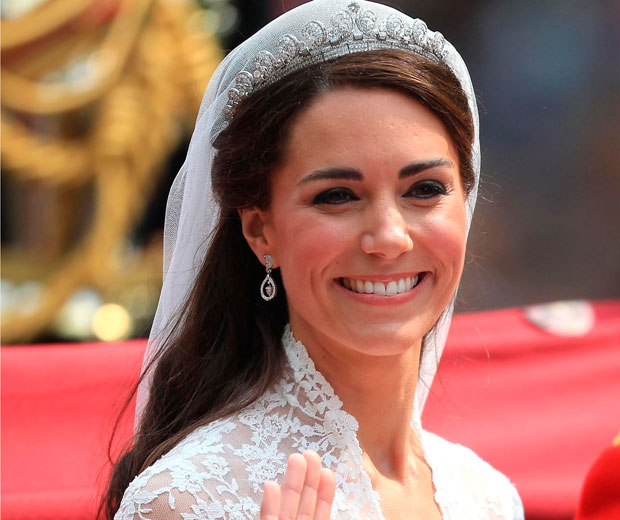 Royal Beauty: How To Do Kate Middleton's Wedding Hairstyle