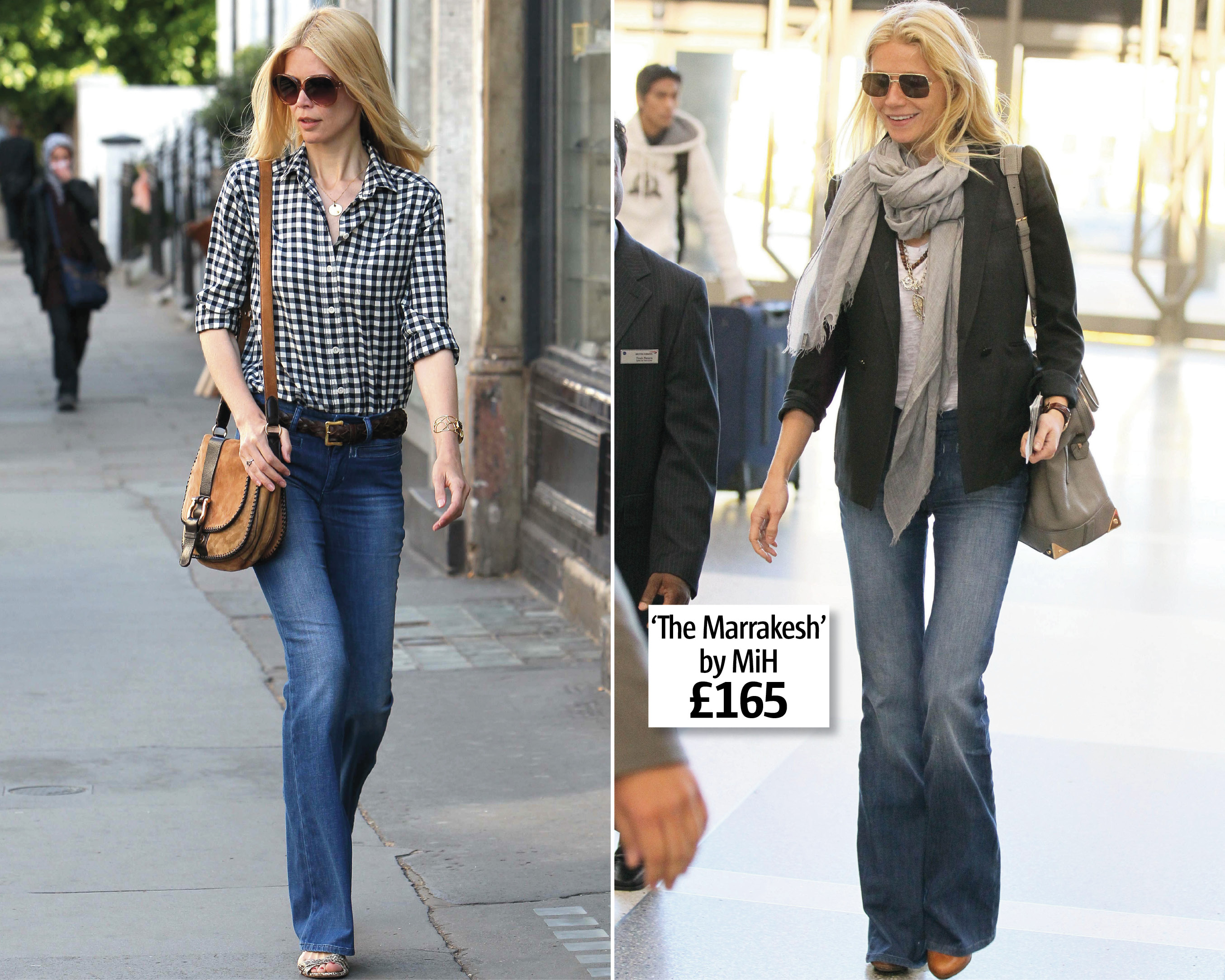 Claudia Schiffer And Gwyneth Paltrow Rock SS11's New 'It ...