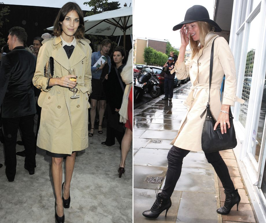 Iconic Trench Coat Fashion - Best Celebrity Trench Coats