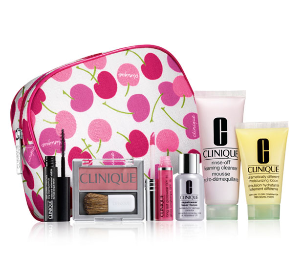 Freebie Alert! Free Clinique Make-up Bag & Beauty Treats | Look