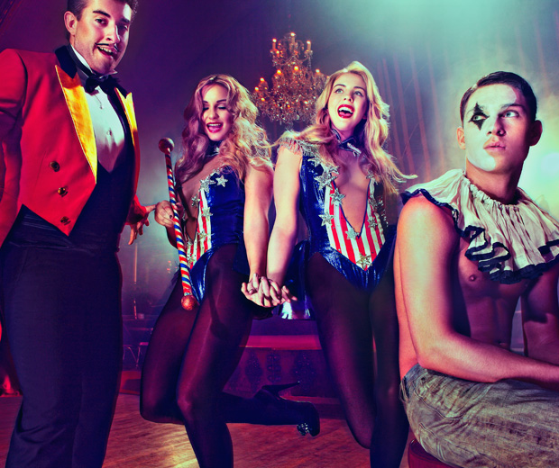 Watch Lydia Bright, Sam Faiers, Joey Essex and Arg PLUS The Wanted, Michelle Keegan, Dionne Bromfield, Jade Williams and Kimberly Wyatt