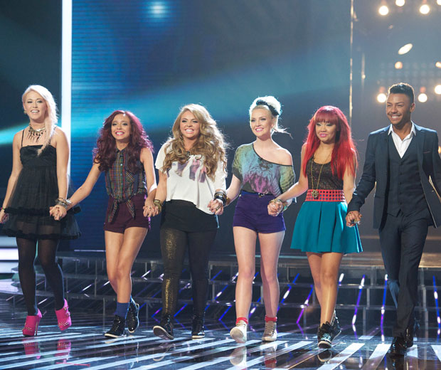 It's the X Factor final this weekend and here are your finalists!