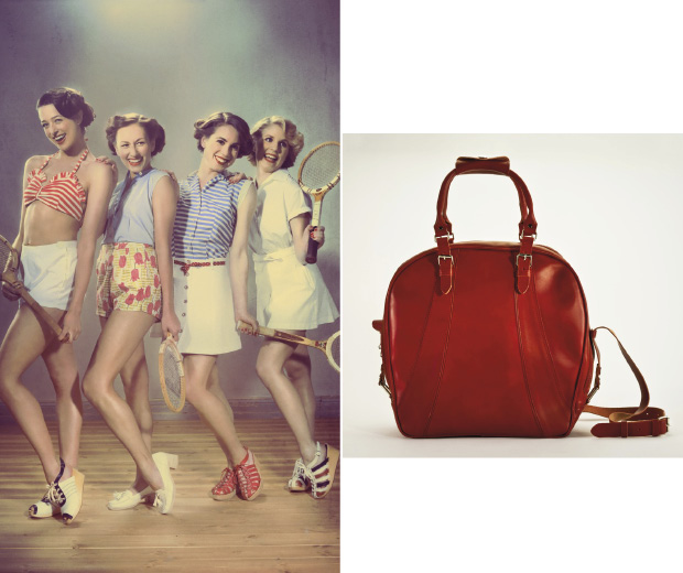 The new Swedish Hasbeens spring range has landed, and it includes bags this season