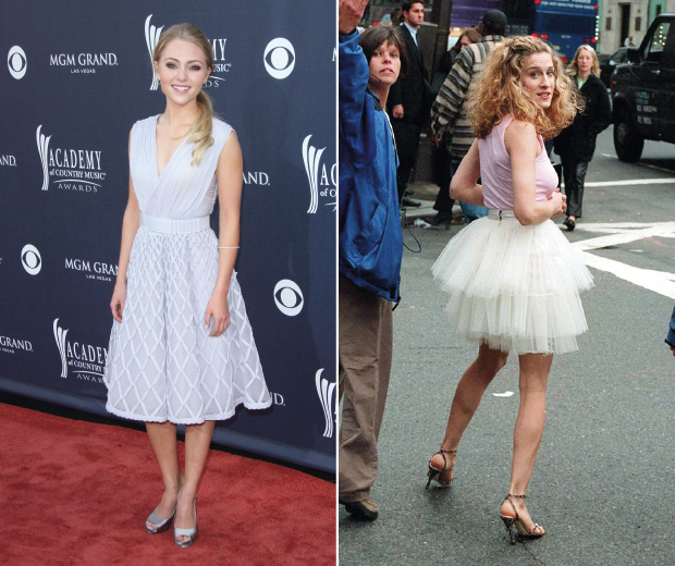 Perfect match? AnnaSophia Robb is set to play Carrie in the Sex And The City Prequel