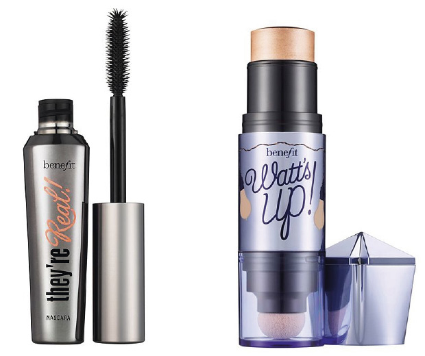 Check out the hot new beauty products from high street beauty favourite Benefit...