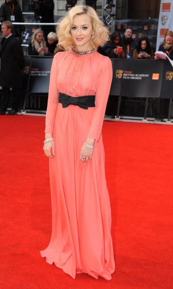 Fearne Cotton At The Baftas 2012
