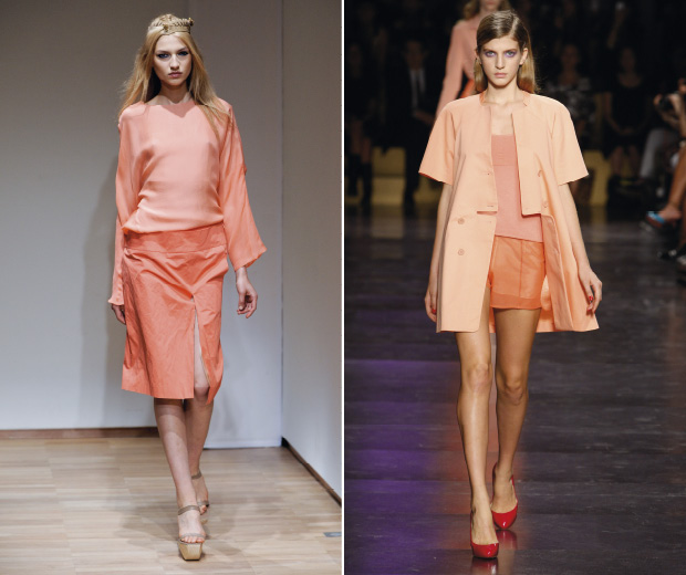 Get in on the apricot trend – the coolest shade for summer