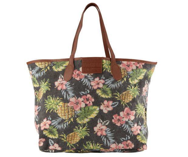 Shop Aldo's The Other Bag Collection Tropical Print Shopper, £20