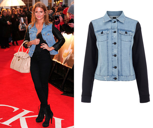Grab Millie's Fab Jacket From Warehouse Now