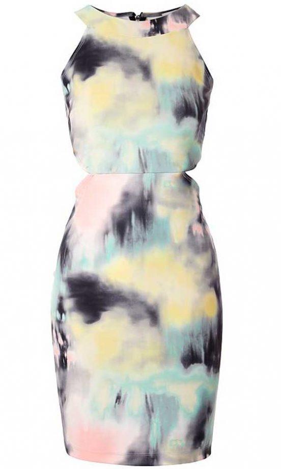 George Paint Print Dress, £16