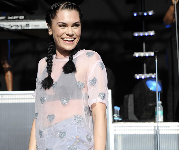 Jessie J has revealed her make-up tips in her first book