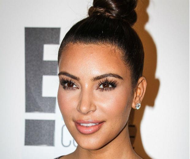 We love Kim Kardashian's dewy glow!