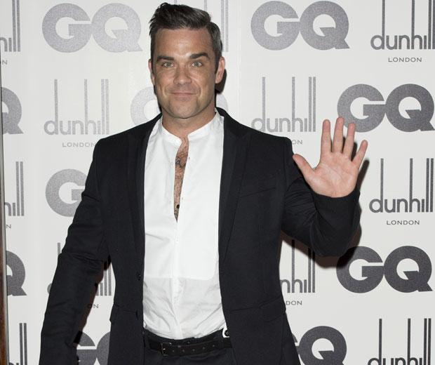 Robbie Williams reveals he was once filmed having sex