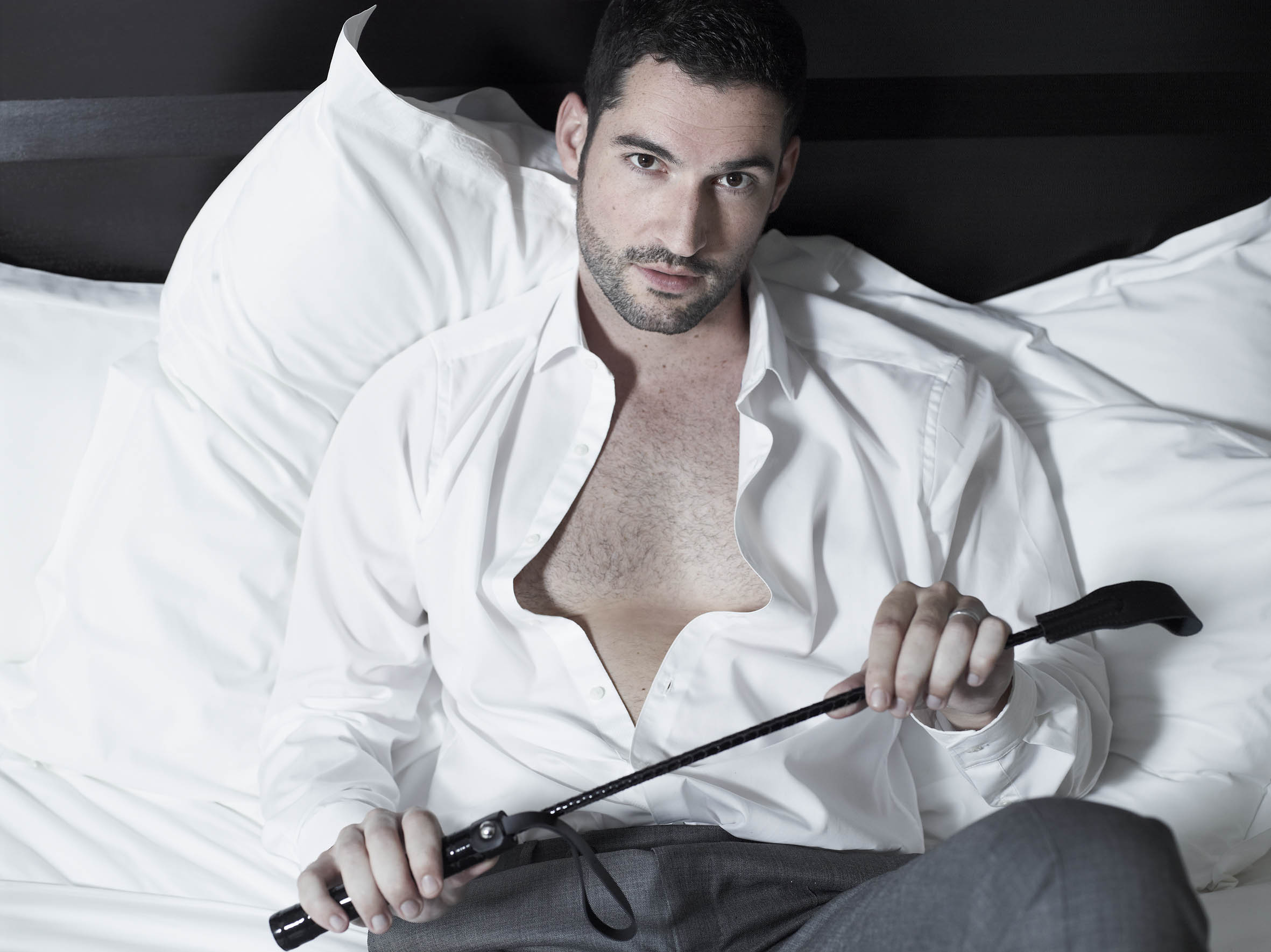 Fifty Shades Of Grey Cast: Tom Ellis Plays Christian Grey ...