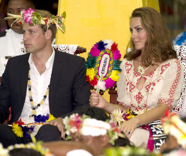 Does Prince William have Kate Middleton worried about distance?