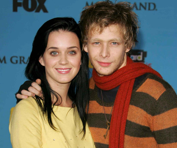 Katy Perry and Johnny Lewis dated for 18 months between 2005 and 2007.