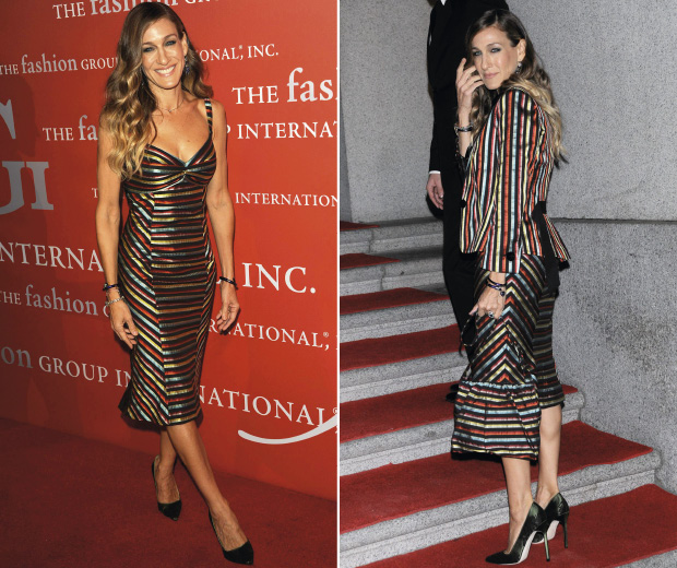 Sarah Jessica Parker attends the 29th Annual Fashion Group International Night