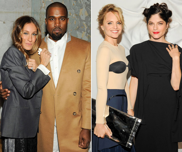 H&M And Maison Martin Margiela party in New York, 2012