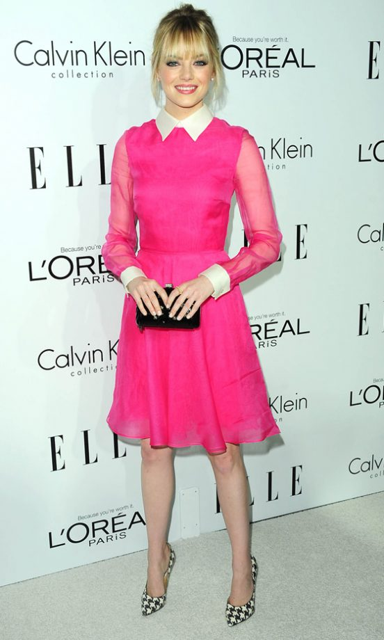 All The Photos From Elle's Women In Hollywood Party 2012