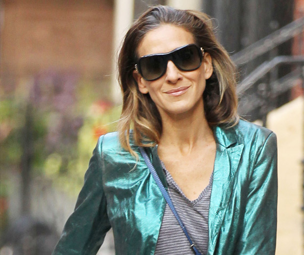 Sarah Jessica Parker has moved on from Carrie Bradshaw