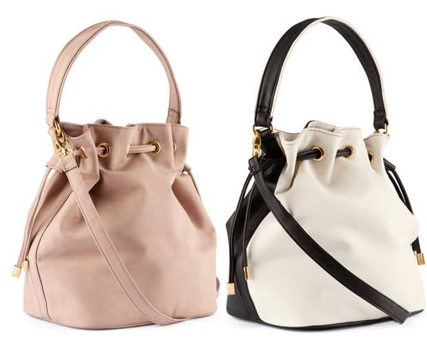 Bucket Bags From High Street Fashion H M