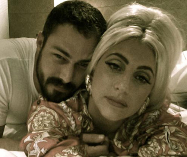 Lady gaga guy - 5 7