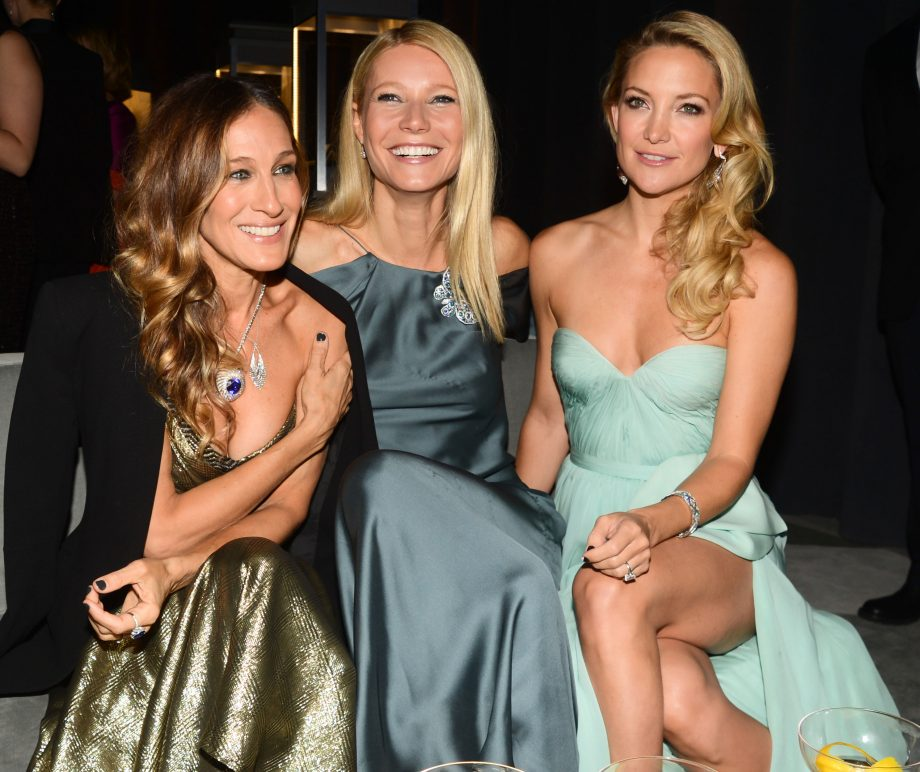 Kate, SJP and Gywneth looked stunning at the Tiffany & Co. Gala!