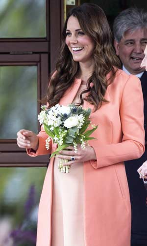 Attractive Kate Middleton Will Be Holding The First Royal Baby Shower In British  History